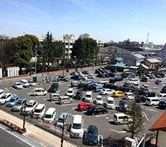 時間貸駐車場「オーク駐車場」の画像