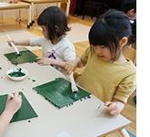三郷ひだまり保育園ワークショップ